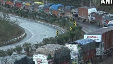 Photo of Srinagar-Leh highway re-opens for traffic