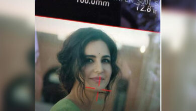 Photo of Katrina Kaif shares a picture of her look from 'Bharat'
