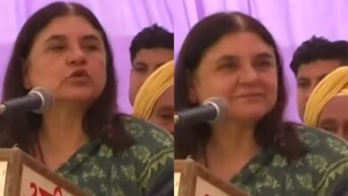 Photo of Notice issued to Maneka Gandhi after she asked Muslims to vote for her or else…