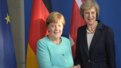 Photo of Amid Brexit chaos, Angela Merkel to meet Theresa May