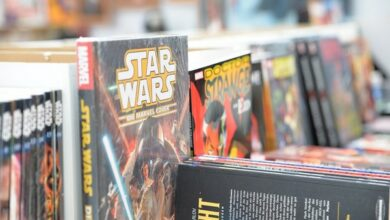 Photo of Marvel to release new 'Star Wars' comics in July