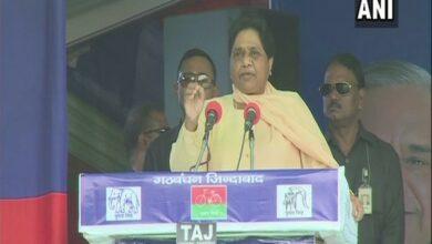 Photo of Mulayam Singh not a 'fake OBC' like PM Modi, says Mayawati