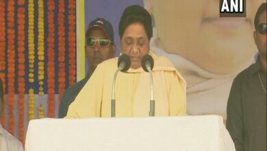 Photo of Mayawati terms Congress manifesto as 'facade', says it has deceived people in past