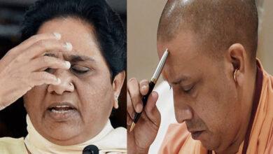 Photo of Hate speech: EC acts big; bars Mayawati, Yogi from poll campaigning