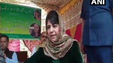 Photo of BJP trying to create insecurity among people to carry out another Balakot-like attack: Mehbooba