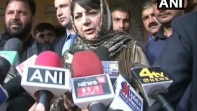 Photo of Those speaking against secularism should get mental treatment: Mehbooba Mufti