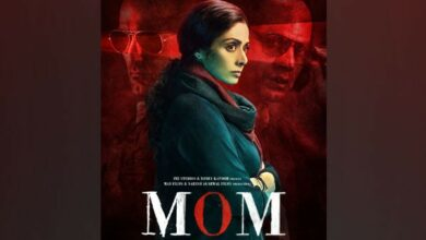 Photo of Sridevi's last film 'Mom' gets a new release date for China