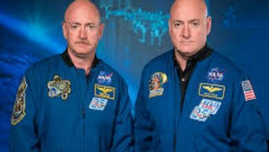 Photo of 'NASA Twins' study shows spaceflight effects on the human body