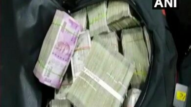 Photo of Fake currency seized by NIA in Gurugram, two held