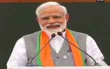 Congress searching for scapegoats to save Rahul from blame: Modi