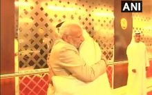 UAE honors PM Modi with top civil honor