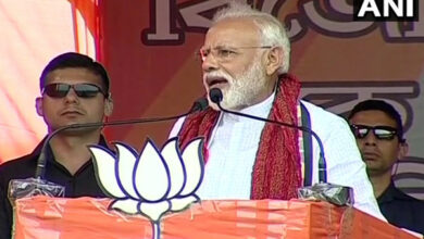 Photo of 'Chants of Modi, Modi' giving sleepless nights to Mamata: PM