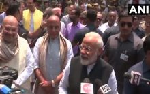 PM expresses gratitude to people of Kashi, urges them to vote in huge number