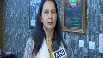 Photo of Will work for Pawan Bansal's victory from Chandigarh, says Navjot Kaur Sidhu