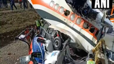 Photo of Nepal plane crash: 3 dead, 3 injured at Lukla airport