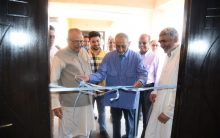 Unique initiative of Siasat: Old Age Home inaugurated by Prince Muffakham Jah