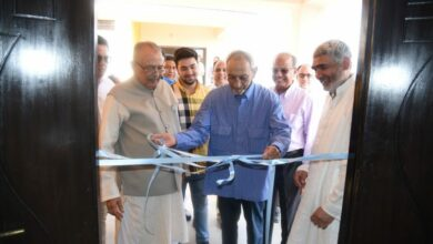Photo of Old Age Home inaugurated by Prince Muffakham Jah