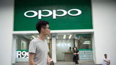 Photo of OPPO working on under-display camera phone: Report