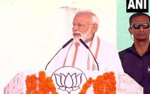 UF government destabilised India: Modi
