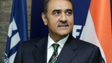 Photo of Praful Patel becomes the first Indian in FIFA Executive Council
