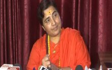 Hemant Karkare died because I cursed him: Sadhvi Pragya