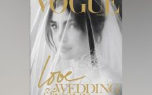 Priyanka Chopra makes for a stunning bride on Vogue cover