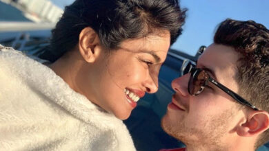 Photo of Priyanka, Nick giving couple goals in Cannes