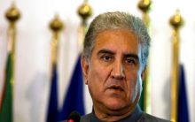 India, Pak can only move forward through talks: FM Qureshi