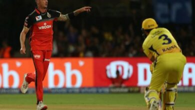 Photo of RCB pull off last ball thriller against CSK