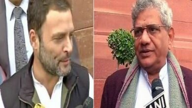 Photo of Court summons Rahul, Yechury in defemation suit for linking RSS to Lankesh murder