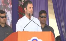 Congress will solve farmers' loan woes, says Rahul