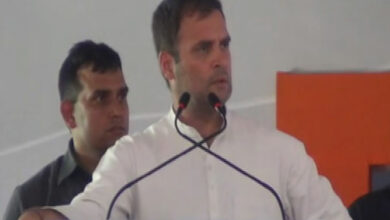 Photo of PM can talk about my father, but what about Rafale?: Rahul Gandhi hits back