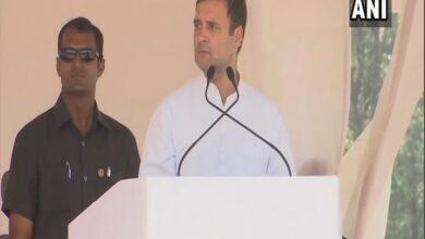 Photo of Won't promise 2 crore jobs but guarantee 22 lakh jobs: Rahul Gandhi