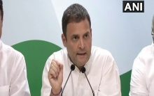 Will reply with love to any hatred about my family: Rahul