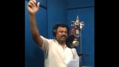 Photo of Raja Singh sings song ahead of Ram Navami, video goes viral