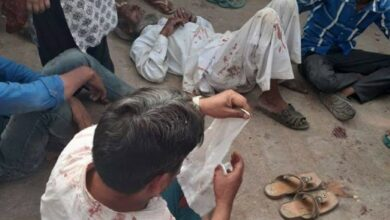 Photo of Brutal assault on Muslim family, goons attack with 'Iron rods, sticks, stones', 8 battling for life