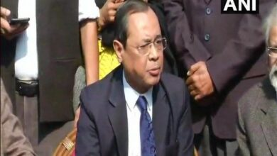 Photo of CJI appears before probe panel in sexual harassment case