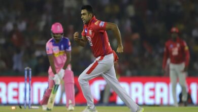 Photo of Ravichandran Ashwin fined for slow over rate