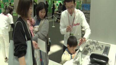 Photo of Rinnai Corporation debuts at Health Future Expo 2019