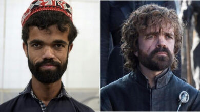 Photo of House of Khan: Pakistani waiter finds fame as 'Game of Thrones' doppelganger