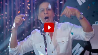 Photo of Shah Rukh Khan turns rapper, video goes viral