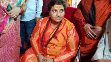 Photo of Sadhvi Pragya: A sanyasi's journey from jail to politics
