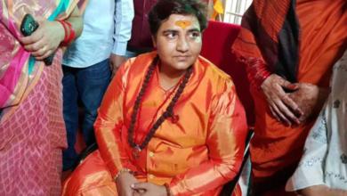 Photo of Video of wheelchair-bound Pragya Thakur dancing goes viral