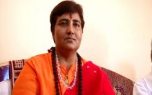 Pragya forced to apologize for declaring Godse patriot