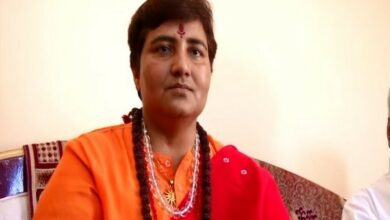 Photo of EC orders FIR against Pragya Thakur over Babri Masjid remarks