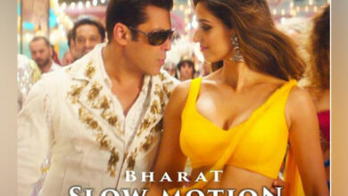 Photo of Salman Khan, Disha Patani sizzle in 'Slow Motion' from 'Bharat'