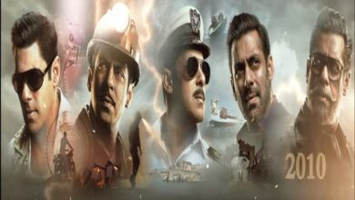 Photo of Salman shares the motion poster of 'Bharat'