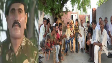 Photo of Youth of braveheart soldier's village in Sambhal appeals politicians to not politicise Army