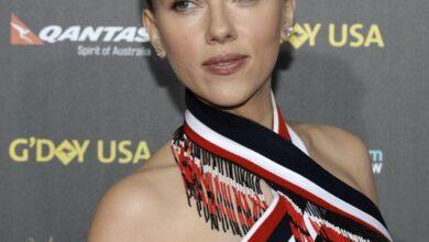Photo of Scarlett Johansson seeks police following paparazzi scare