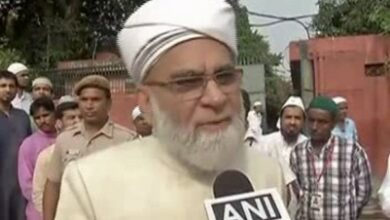 Photo of LS polls: Shahi Imam Bukhari will not appeal in support of any political party